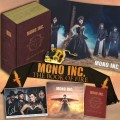MONO INC. - The Book Of Fire  / Limited Fanbox (CD + DVD)1